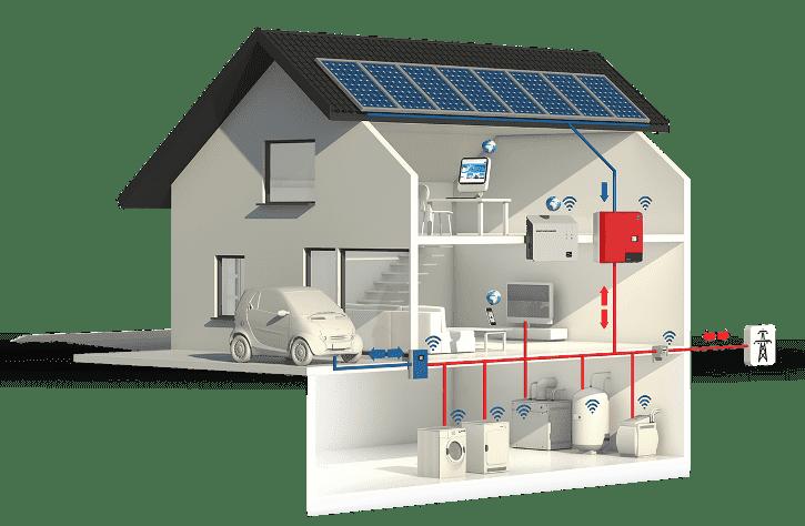 Электричество на новый дом